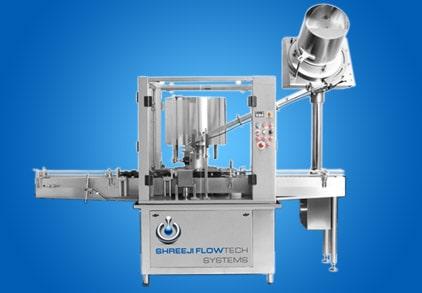 Automatic Cap Pressing Machines for Bottles – Shreeji