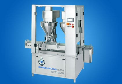Automatic Dry Powder Auger Filling Machines/Powder Fillers